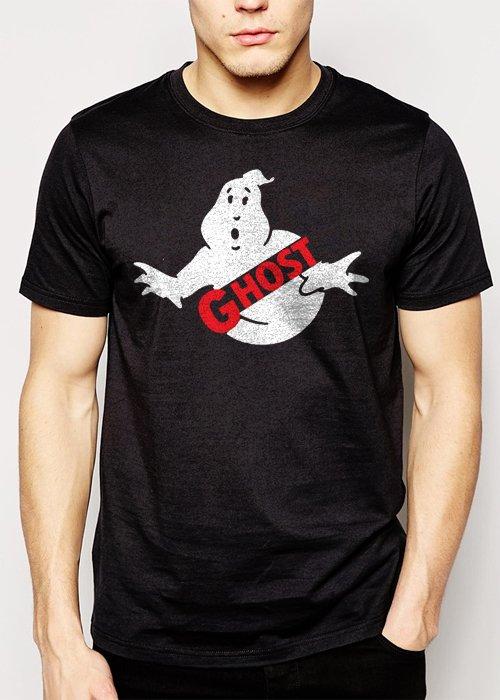 Best Buy Ghostbusters Retro Film logo Men Adult T-Shirt Sz S-2XL