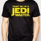 Best Buy TRUST ME I'M A JEDI MASTER  funny nerdy star wars movie joke Men Adult T-Shirt Sz S-2XL