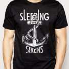 Best Buy Sleeping with Sirens Anchor Kellin Quinn Post Hardcore Men Adult T-Shirt Sz S-2XL
