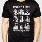 Best Buy The Wu Tang Clan Actual Fact Fire Mask Men Adult T-Shirt Sz S-2XL