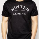 Best Buy WINTER IS COMING TSHIRT Super Soft GAME OF Gimp Men Adult T-Shirt Sz S-2XL