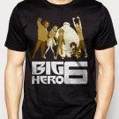 Best Buy Big Hero 6 Movie Men Adult T-Shirt Sz S-2XL