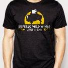 Best Buy Buffalo Wild Wings logo grill and bar Men Adult T-Shirt Sz S-2XL