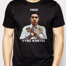 Best Buy Free Vybz Kartel Gaza Rap Hip Hop Singer Reggae Men Adult T-Shirt Sz S-2XL