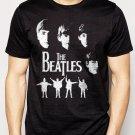 Best Buy MEET THE BEATLES MUSIC ROCK PUNK RETRO POP Men Adult T-Shirt Sz S-2XL