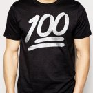 Best Buy 100 Emoji Music Tee Hip Hop Men Adult T-Shirt Sz S-2XL