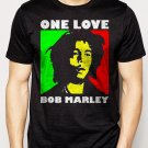 Best Buy Bob Marley One Love Rasta Men Adult T-Shirt Sz S-2XL
