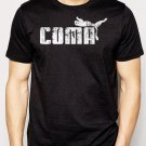 Best Buy Coma in Puma Ware Funny Men Adult T-Shirt Sz S-2XL