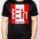 Best Buy Eh Canadium Funny Periodic Table Men Adult T-Shirt Sz S-2XL