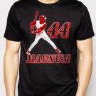 Best Buy Magnum 44 Eric Davis Reds Men Adult T-Shirt Sz S-2XL