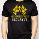 Best Buy Nakatomi Towers Security Movie Die Hard Men Adult T-Shirt Sz S-2XL