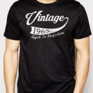 Best Buy Vintage Year 1965 Funny 50th Birthday Men Adult T-Shirt Sz S-2XL