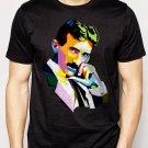 Best Buy Nikola Tesla Men Adult T-Shirt Sz S-2XL
