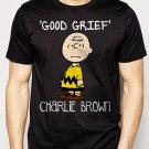 Best Buy Peanuts Charlie Brown Men Adult T-Shirt Sz S-2XL