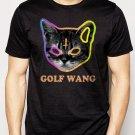 Best Buy Golf Wang Cat OFWGKTA Tyler the Creator Odd Future Wolf Gang Men Adult T-Shirt Sz S-2XL