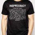 Best Buy INEPTOCRACY Political Humor Anti Obama Funny Men Adult T-Shirt Sz S-2XL