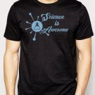 Best Buy Science Is Awesome Men Adult T-Shirt Sz S-2XL