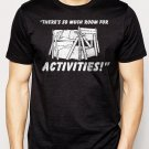 Best Buy So Much Room For Activitie Men Adult T-Shirt Sz S-2XL