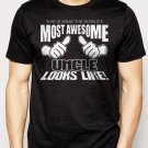 Best Buy This Is What The World's Most Awesome Uncle Looks Like Men Adult T-Shirt Sz S-2XL