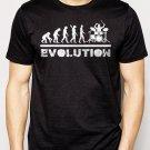 Best Buy Drummer Evolution Funny Music humor Drums Men Adult T-Shirt Sz S-2XL