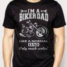 Best Buy I'm A Biker Dad Funny Motorbike Men Adult T-Shirt Sz S-2XL