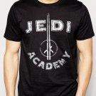 Best Buy Jedi Academy Star Wars Luke Skywalker Men Adult T-Shirt Sz S-2XL