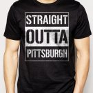 Best Buy Straight Outta Pittsburgh Men Adult T-Shirt Sz S-2XL