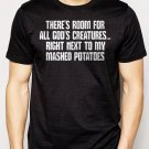 Best Buy There's Room for All God's Creatures Men Adult T-Shirt Sz S-2XL