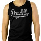 Dreamville Logo Dream Forest Hills Men Black Tank Top Sleeveless