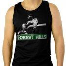 Forest Hills Drive Logo J Cole Dreamville Born Sinner Men Black Tank Top Sleeveless