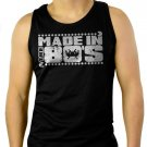 Made In The 80'S 30Th Birthday Pac Invader Men Black Tank Top Sleeveless