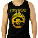 MAD MAX FURY ROAD Men Black Tank Top Sleeveless