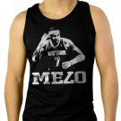 MELO KNICKS CARMELO ANTHONY Men Black Tank Top Sleeveless