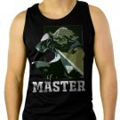 Star Wars Master Force Men Black Tank Top Sleeveless