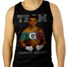 TEAM GENNADY GOLOVKIN GGG BOXING Men Black Tank Top Sleeveless