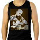 Teddy KGB Rounders Poker Movie Men Black Tank Top Sleeveless