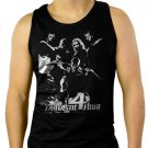 Fantastic Four Rise of The Silver Surfer Men Black Tank Top Sleeveless
