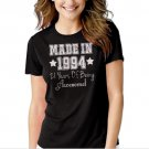 New Hot Made In 1994 - 21 Years Of Being Awesome Women Adult T-Shirt