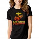 New Hot Marine Corps US United States Marines USMC Women Adult T-Shirt