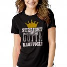 New Hot Straight Outta Kauffman Crown Women Adult T-Shirt