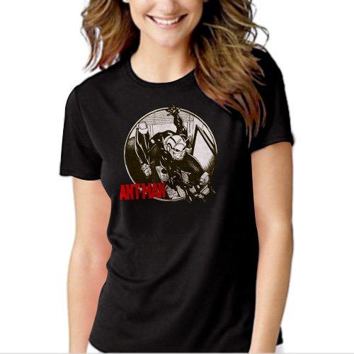 New Hot Ant-Man Comic Marvel Avengers T-Shirt For Women