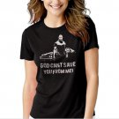 New Hot Faster Dwayne the rock Johnson Movie T-Shirt For Women