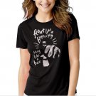 New Hot Float Like a Butterfly Sting Like a Bee Muhammad Ali T-Shirt For Women