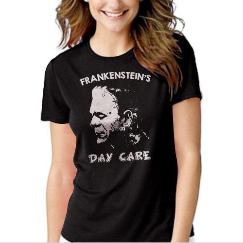 New Hot Frankenstein's Day Care T-Shirt For Women