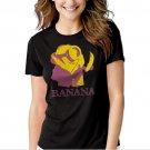 New Hot Minions Banana T-Shirt For Women