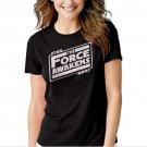 New Hot Star Wars Awakens T-Shirt For Women