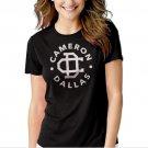 Cameron Dallas Funny Slogan Dope Black T-shirt For Women