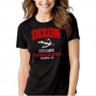 Daryl Dixon Crossbow Training Academy Black T-shirt For Women