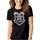 Derek Zoolander Center For Kids Who Can't Read Good Mens  Black T-shirt For Women
