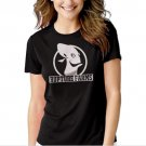 Oddworld New n' Tasty Rupture Farms Black T-shirt For Women